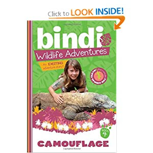 Camouflage: Bindi Wildlife Adventures