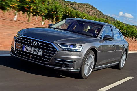 New Audi A8 2017 review auto Express