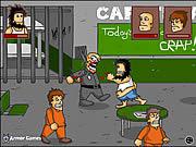 Jogar Hobo prison brawl Jogos