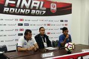 Cetak Hat-trick, Striker PSIS Siap Cukur Gundul