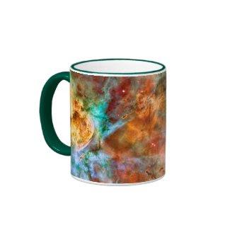 Carina Nebula in Argo Navis constellation Mug