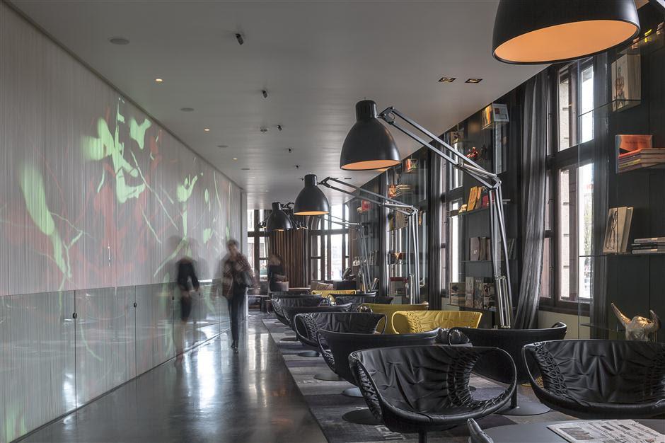 A Campo Architecten Artotel Wint Best Hotel Design En Best