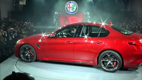 Alfa Romeo Giulietta America