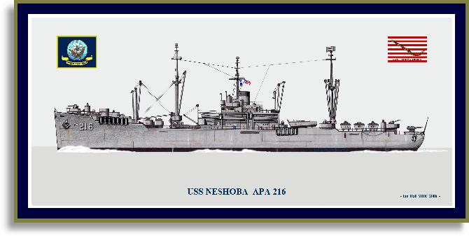 Photo of U.S.S. Neshoba courtesy PriorService.com