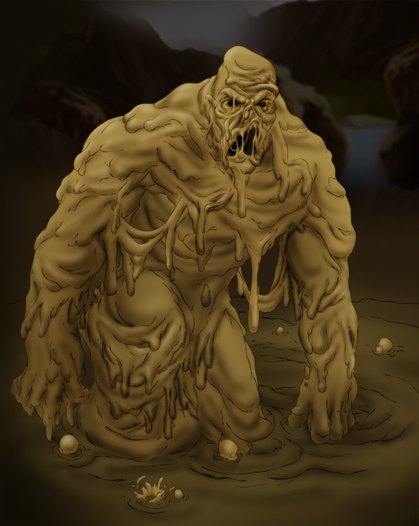 Image result for mud man