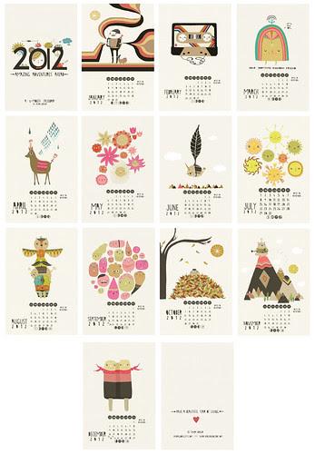 laura george calendar