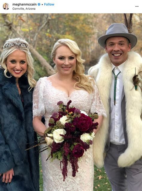 Meghan McCain and Ben Domenech's Wedding in 2019   McCain
