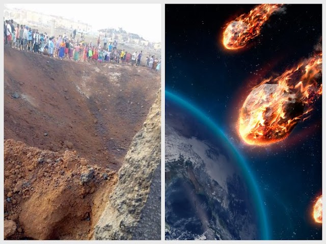 Could This Akure Explosion Be An Asteroid Predicted Earlier By The Scientists? (Watch Video)