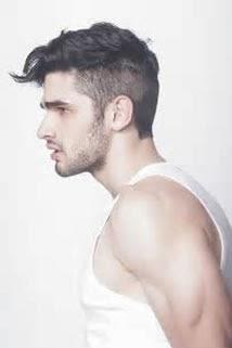 Corte De Pelo Hombre Peinado Para Atras