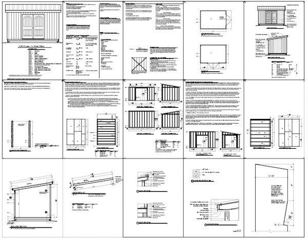 Sc looking for 12x16 storage shed plans pdf for Shed plans pdf