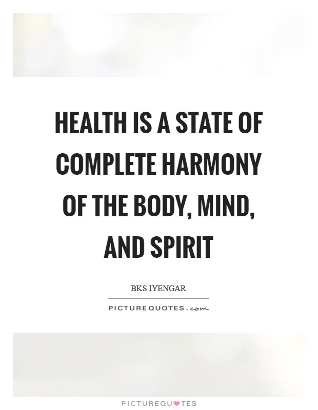 Mind Body Spirit Quotes Sayings Mind Body Spirit Picture Quotes