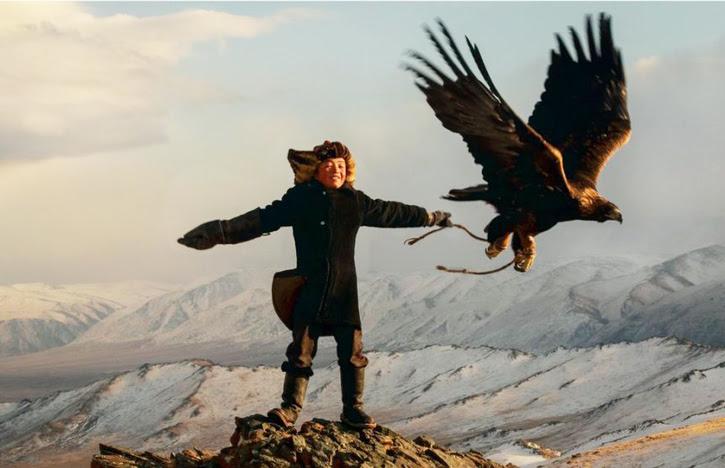 the eagle huntress photo