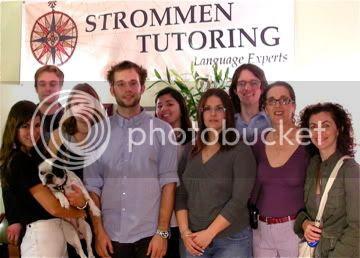Strommen Tutoring's 09 Language experts Italian French German Spanish Classes Los Angeles
