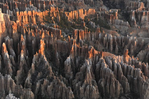 Sunrise from Bryce Point, Bryce Canyon NP, UT by RV Bob