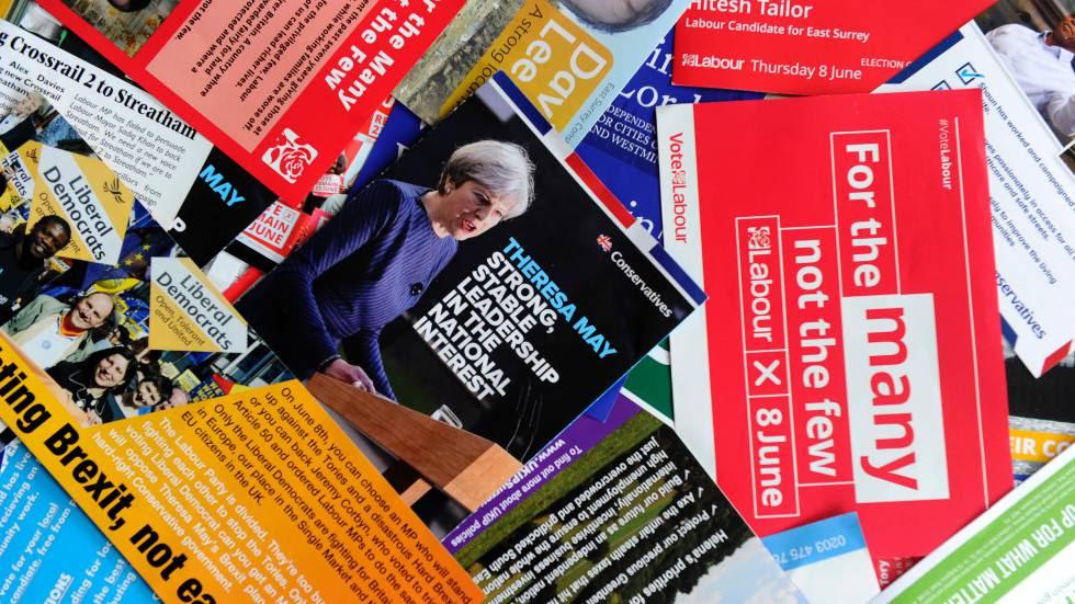 Los ciudadanos de Reino Unido están llamados hoy a las urnas. rn rn