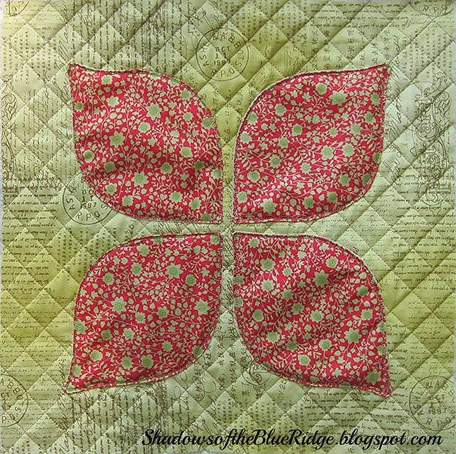 Dogwood Blossom~practice project