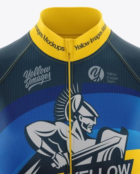 Download Womens Cycling Jersey Mockup - Free PSD Mockups Templates ...