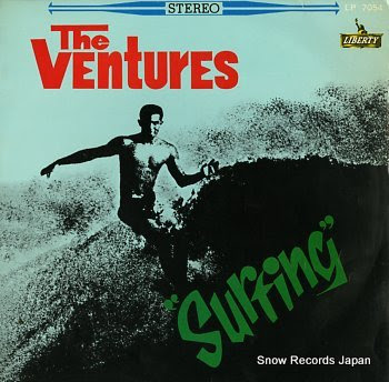 VENTURES, THE surfing