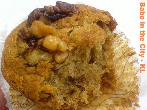 Yozora's Walnut Banana Cupcake2