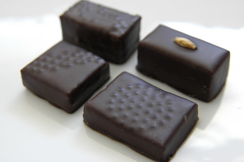 Chocolat Assort, Henri Le Roux, Salon du Chocolat Tokyo, Shinjuku Isetan