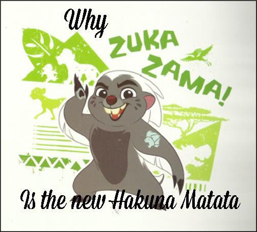 Why Zuka Zama Is The New Hakuna Matata One Step At A Time
