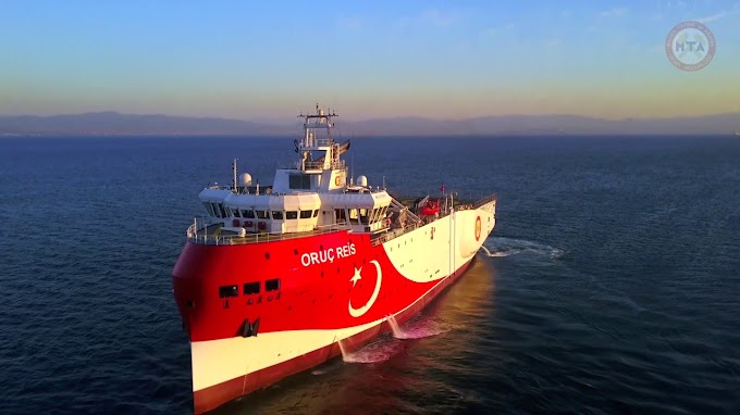 ENERGY: Turkey´s Erdogan lauds huge natural gas find as just the start