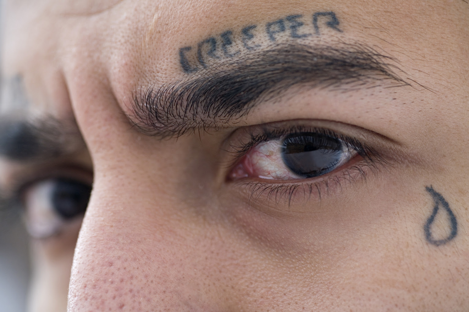 Hidden Meanings Behind Prison Tattoos Revealed What Do They All