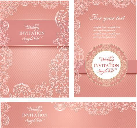 Free download wedding invitation designs free vector