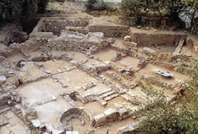 Αρχαιολογικός χώρος στα Χανιά