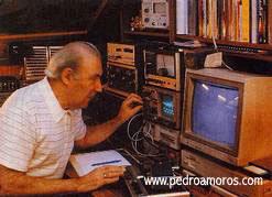 El Dr. Ernst Senkowski trabaja en el campo de la Transcomunicación  Instrumental . www.pedroamoros.com
