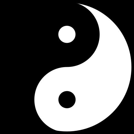 [yin yang symbol]
