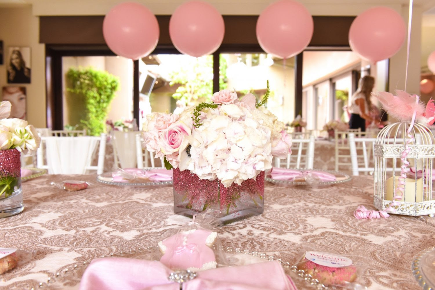 How To Plan A Fabulous Girl Baby Shower Photos
