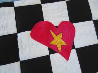 Keep On Dreaming Quilt