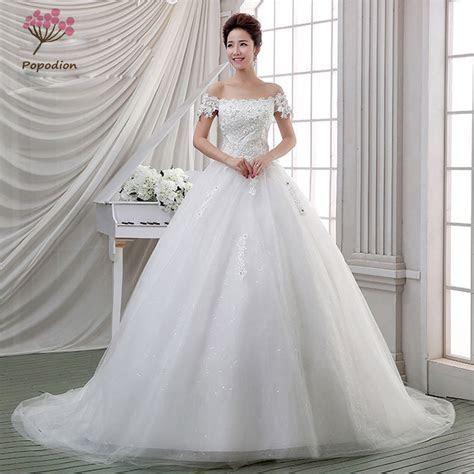 Plus size pregnant woman lace wedding gown luxury women