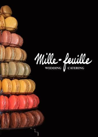 Catering/Events   Mille feuille Bakery