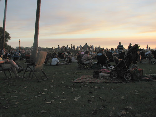 Mindil Beach Sunset watchers