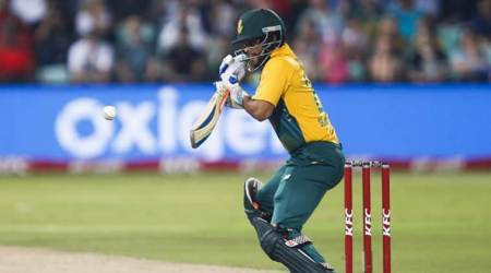 JP Duminy to lead South Africa in T20 series against India