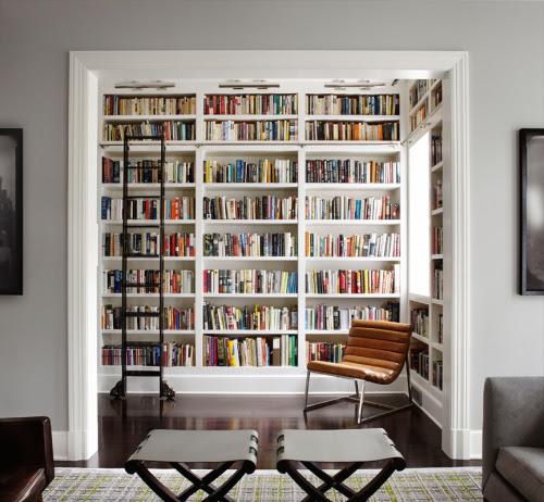 Interior Design Home Library Book Nook Modern Home Design Luxury Home Decor Home Study Aielloathome