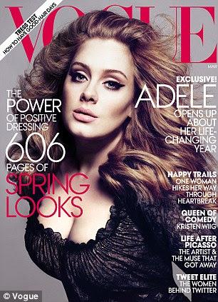 A transformação de Adele