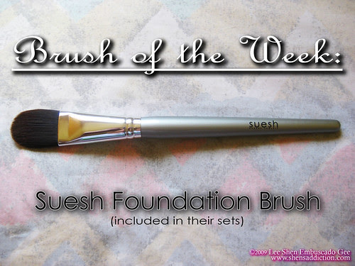 suesh foundation brush (cover) by you.