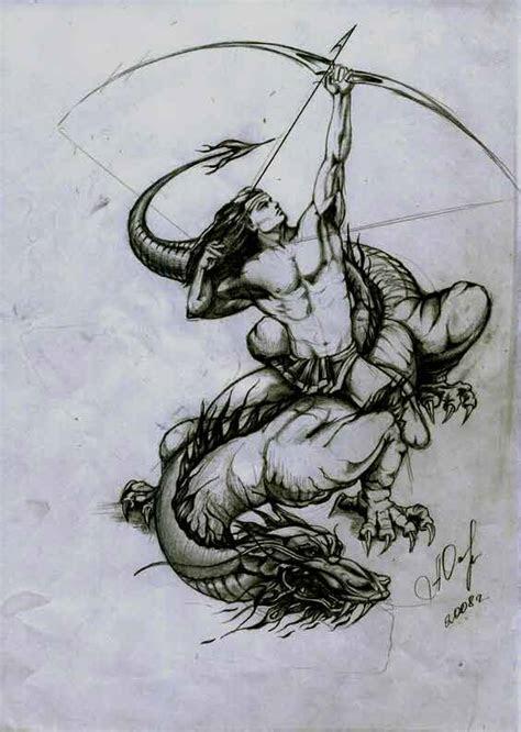sagittarius zodiac sign tattoos zodiacpagecom