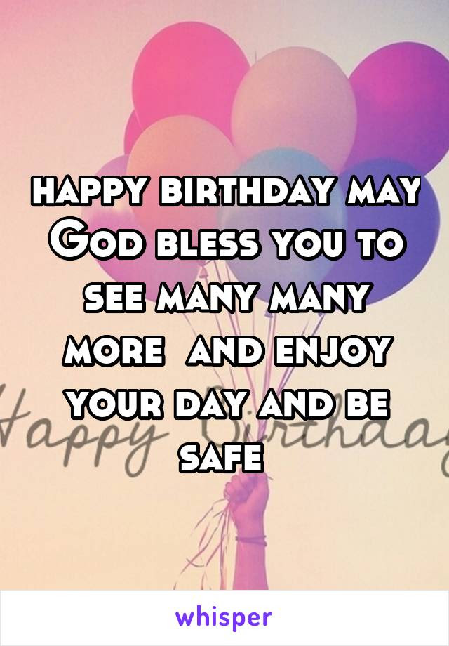 Inspirational Happy Birthday God Bless Images