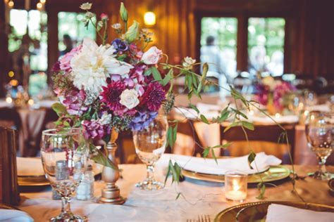 Gold and Purple Wedding From Mark Williams Studio
