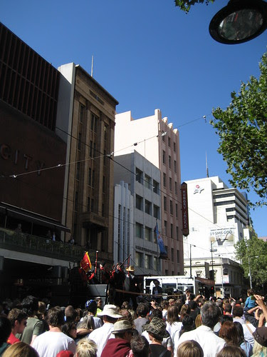 SLAM Rally, Melbourne