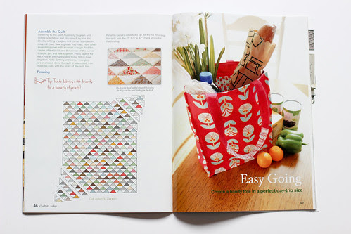 Quilt-it... Today - Easy Going by Jeni Baker