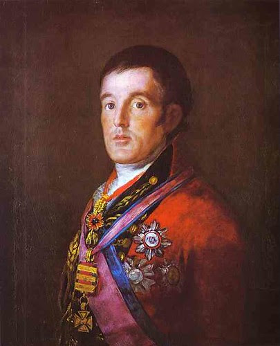Goya, Francisco (1746-1828) - 1812 Duke of Wellington (National Gallery, London)
