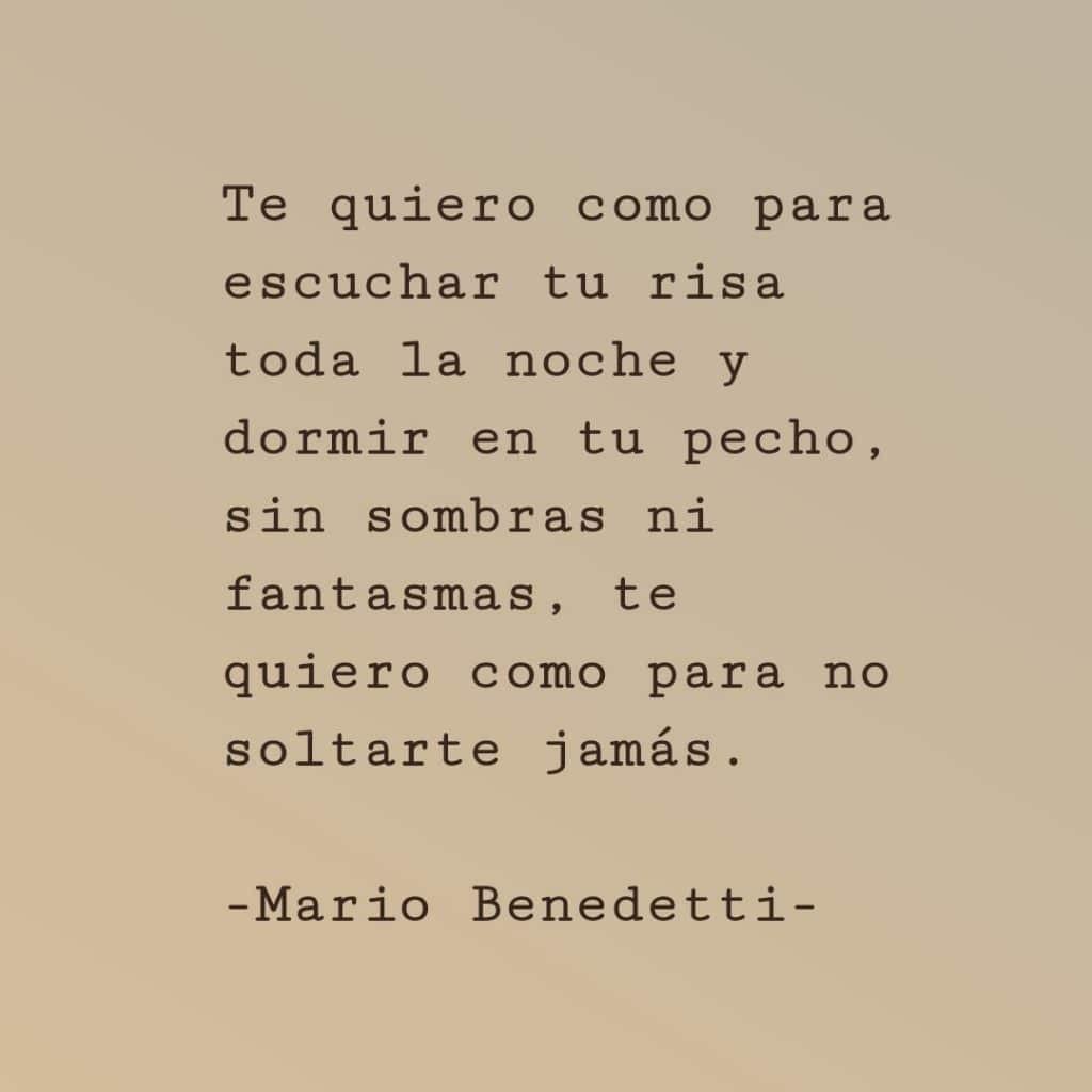 Mario Benedetti Biografia Poemas Frases Y Mucho Mas