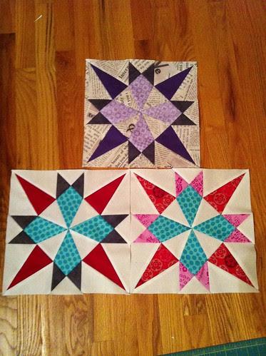 3x6 blocks, Hive 2