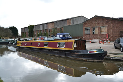 Patricia Helen @Kate Boats, Warwick, Grand Union Canal