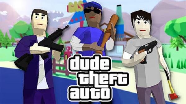 Dude Theft Wars v0.9.0.3 Apk Mod [Dinheiro Infinito]